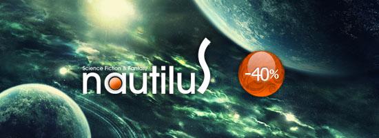 40% reducere pentru colecţia Nautilus