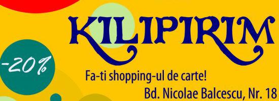 Editura Nemira vă aşteaptă la cea de-a XV-a ediţie a târgului Kilipirim