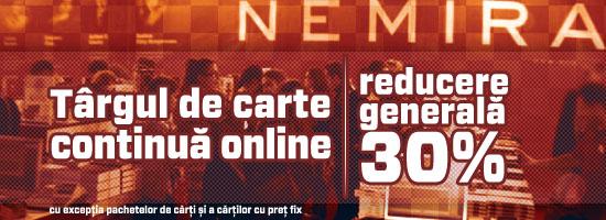 Târgul Gaudeamus se mută în online: 30% reducere generală