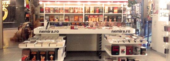 Seara reducerilor în librăria Nemira Iulius Mall Cluj!