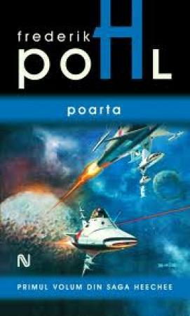 Reducere flash pentru romanul Poarta