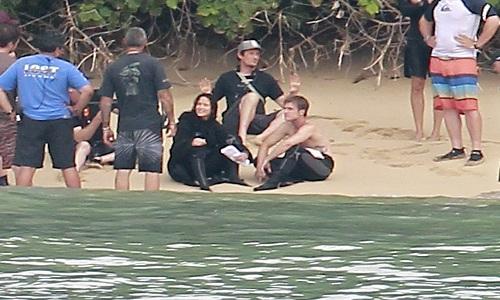 Cu ochii după Katniss și Peeta