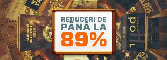 Super reduceri de până la 89%. Sunteţi pregătiţi?
