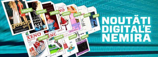 Descoperă cele mai noi ebook-uri de la Nemira
