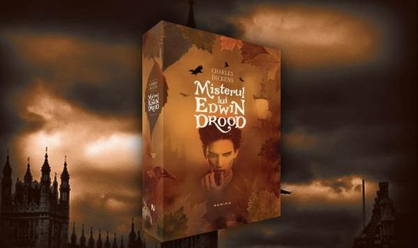 Despre nemuritori: Charles Dickens și Edwin Drood