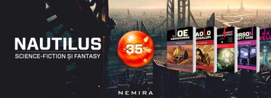 Nautilus, the best SF & Fantasy