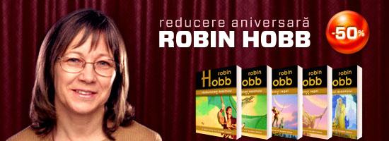La mulţi ani, Robin Hobb!