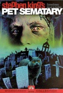 Cimitirul animalelor – Carte versus Film