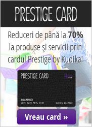 25% reducere în librăriile Nemira pentru posesorii de Prestige Card