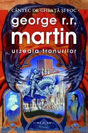 Apusuri faimoase. Un interviu cu George R. R. Martin – Nick Gevers (Marea Britanie)