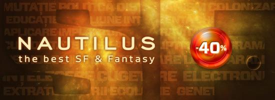(Re)descoperă fenomenul literaturii SF & Fantasy