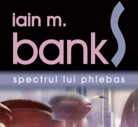 Adio, Iain M. Banks!