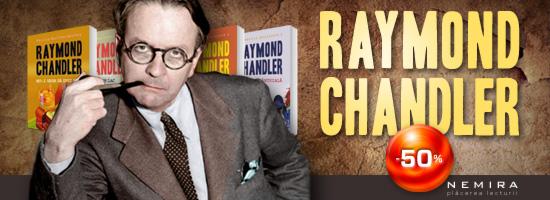 125 de ani de la naşterea lui Raymond Chandler