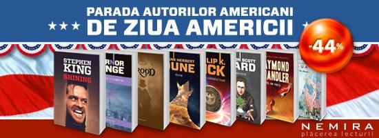 Parada autorilor americani de Ziua Americii