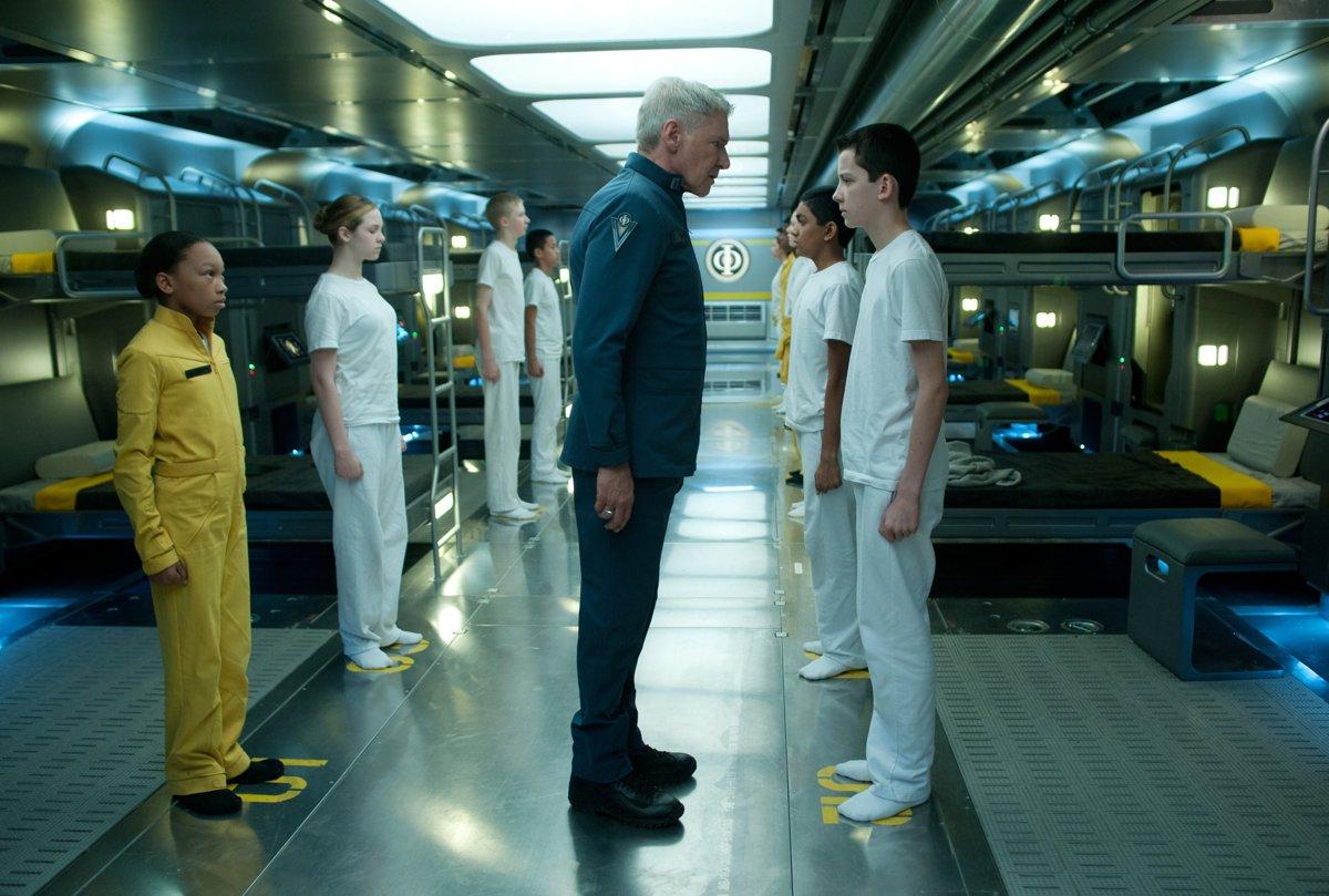 Ender's Game – Al doilea trailer