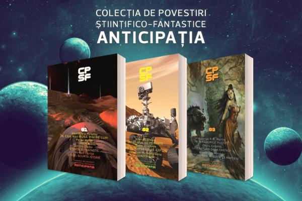 Concurs: CPSF Anticipația