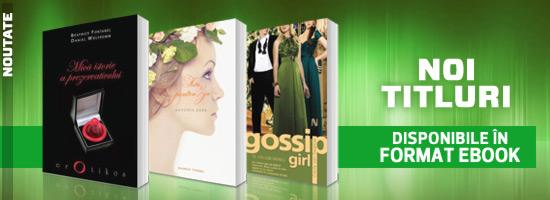 Noi ebook-uri în colecţiile Damen Tango, Glossy Books şi Erotikos
