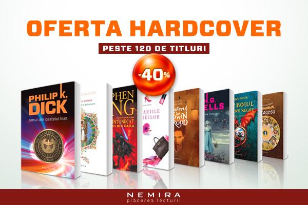 oferta hardcover