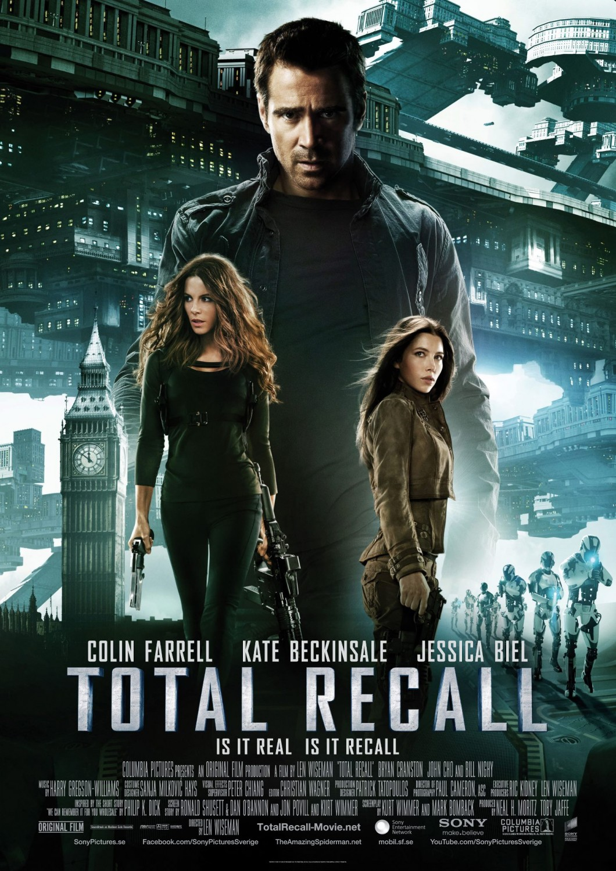 Total Recall: Memorie programată
