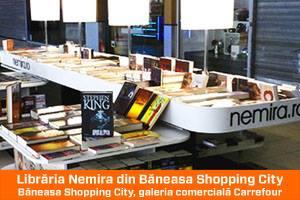 Librăria Nemira din Băneasa Shopping City