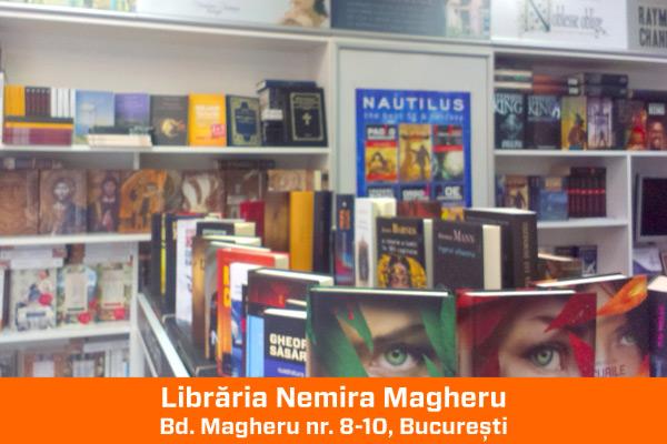 Librăria Nemira de pe Magheru (Bucureşti)