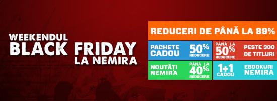 Black Friday reloaded – reduceri de pana la 89%