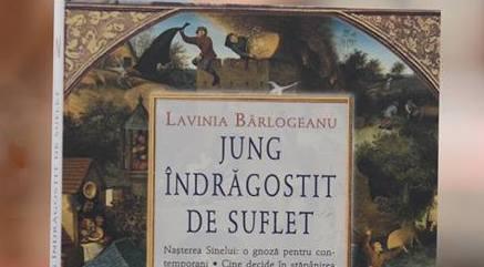 """Lavinia Bârlogeanu: """"Port, fără îndoială, o puternică amprentă jungiană."""""""
