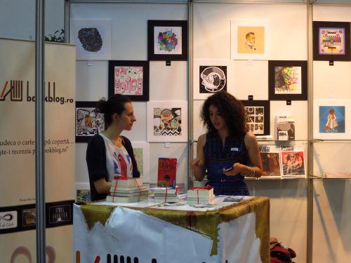 Vânătoare de comori bookblog.ro la Gaudeamus 2013