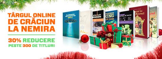 Târgul Online de Crăciun Nemira