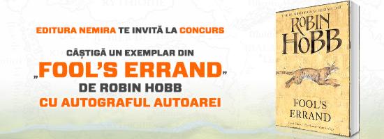Concurs Robin Hobb