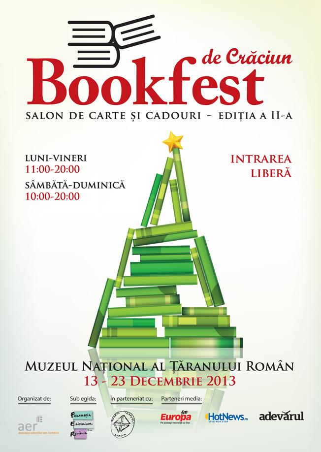 Editura Nemira te aşteaptă la Bookfest de Crăciun 2013