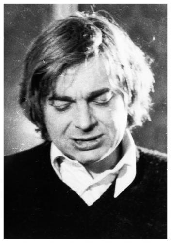 Nichita Stănescu (31 martie 1933 — 13 decembrie 1983)