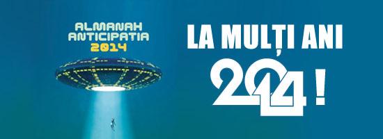 Editura Nemira anticipează un an nou fericit!