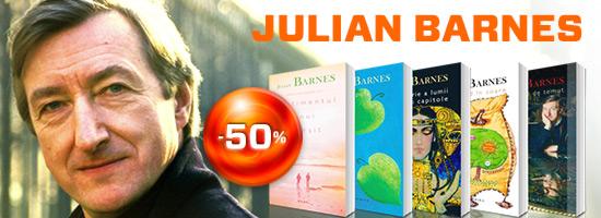 Aniversarea lui Julian Barnes: sentimentul unui început