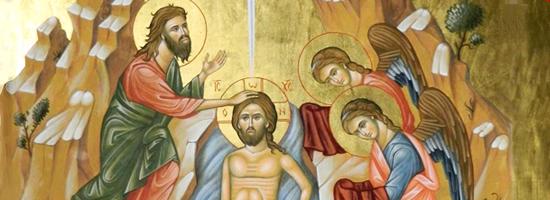 Taina Bobotezei şi cinstirea Sfântului Ioan Botezătorul