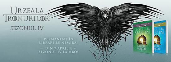 Numărătoarea inversă aproape de final: trei zile până la noul sezon Game of Thrones!