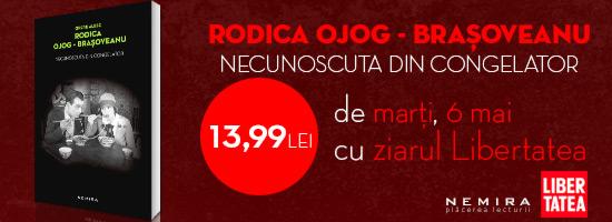 O nouă săptămână, un nou titlu Rodica Ojog-Brașoveanu
