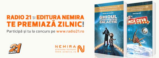 Nemira şi Radio 21 te premiază toată săptămâna!