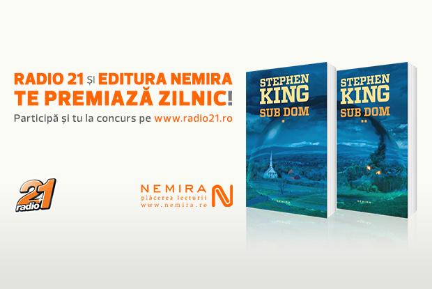 Nemira şi Radio 21 te premiază zilnic!