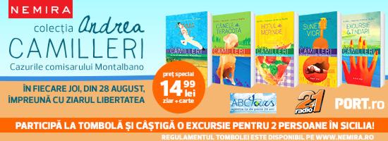 Nemira şi ABC Tours te trimit în Sicilia!