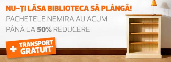 Plange biblioteca 550p200