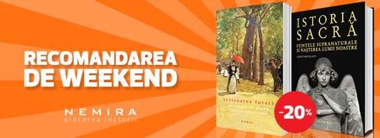 Recomandarea de weekend – o istorie şi o antologie