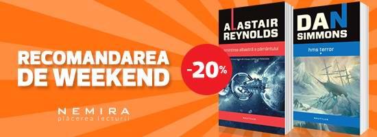 Recomandarea de weekend pentru cititorii de cursă lungă