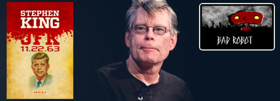 Romanul JFK, de Stephen King, va fi ecranizat!