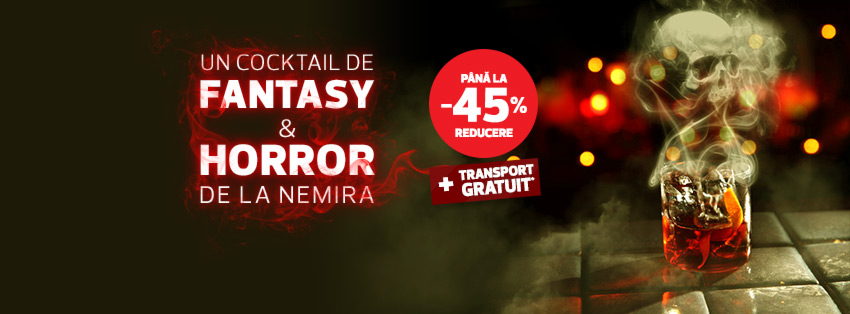 Cocktail Fantasy & Horror de la Nemira