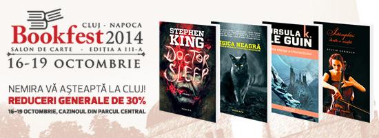 Plăcerea Lecturii vine la Cluj!