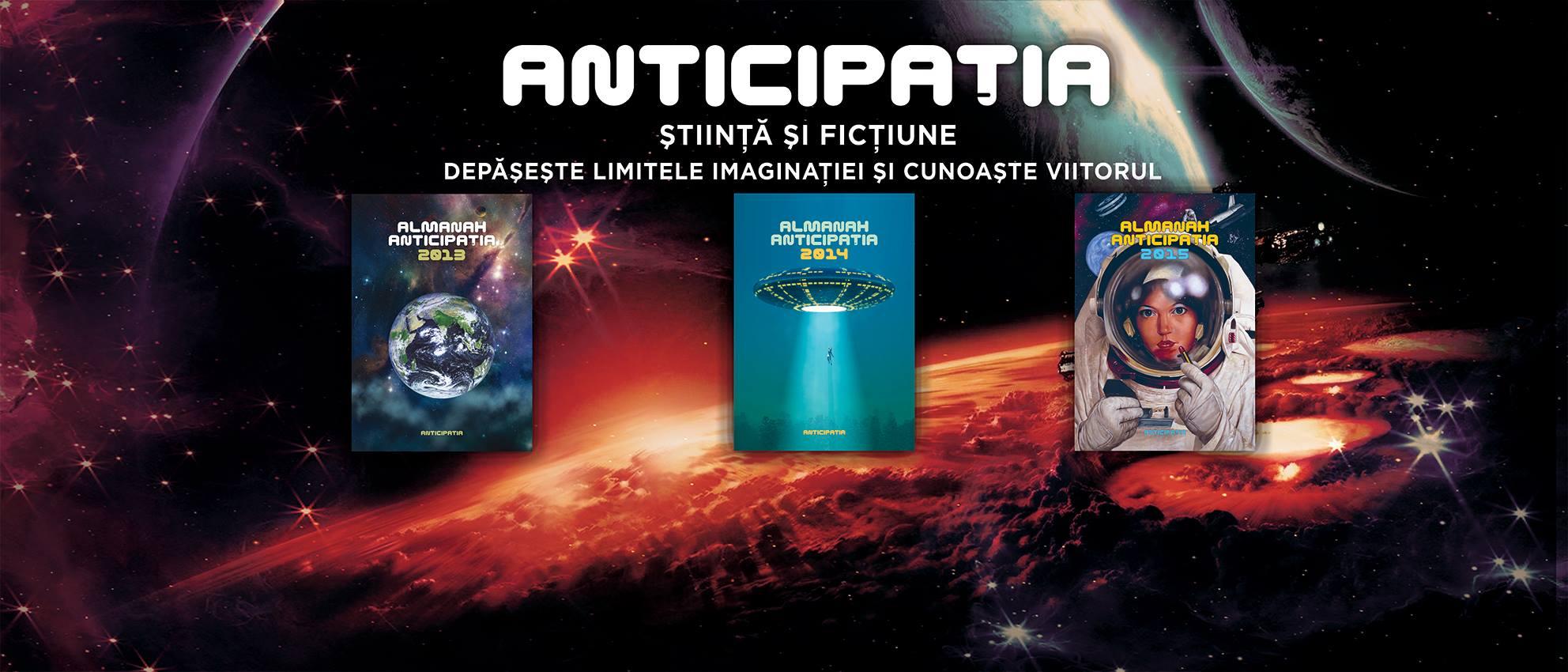 Păşiţi în lumile Anticipaţia şi Mistica la standurile noi de la Gaudeamus 2014!