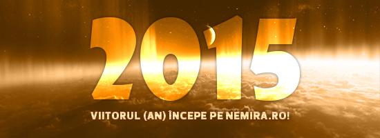Noul an începe foarte curând. Vă invităm să-l petrecem împreună pe nemira.ro!