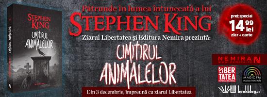 Dacă există viaţă după moarte, Stephen King a văzut-o