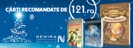 De sărbători, vom citi povestiri de Crăciun, un basm şi o Poveste de iarnă